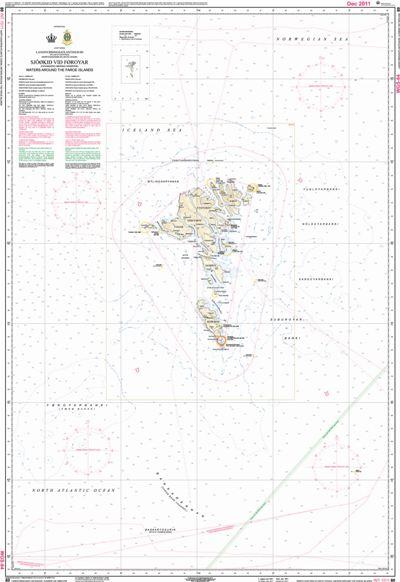 Faeroyene Kart Finn Kart 2020 08 10
