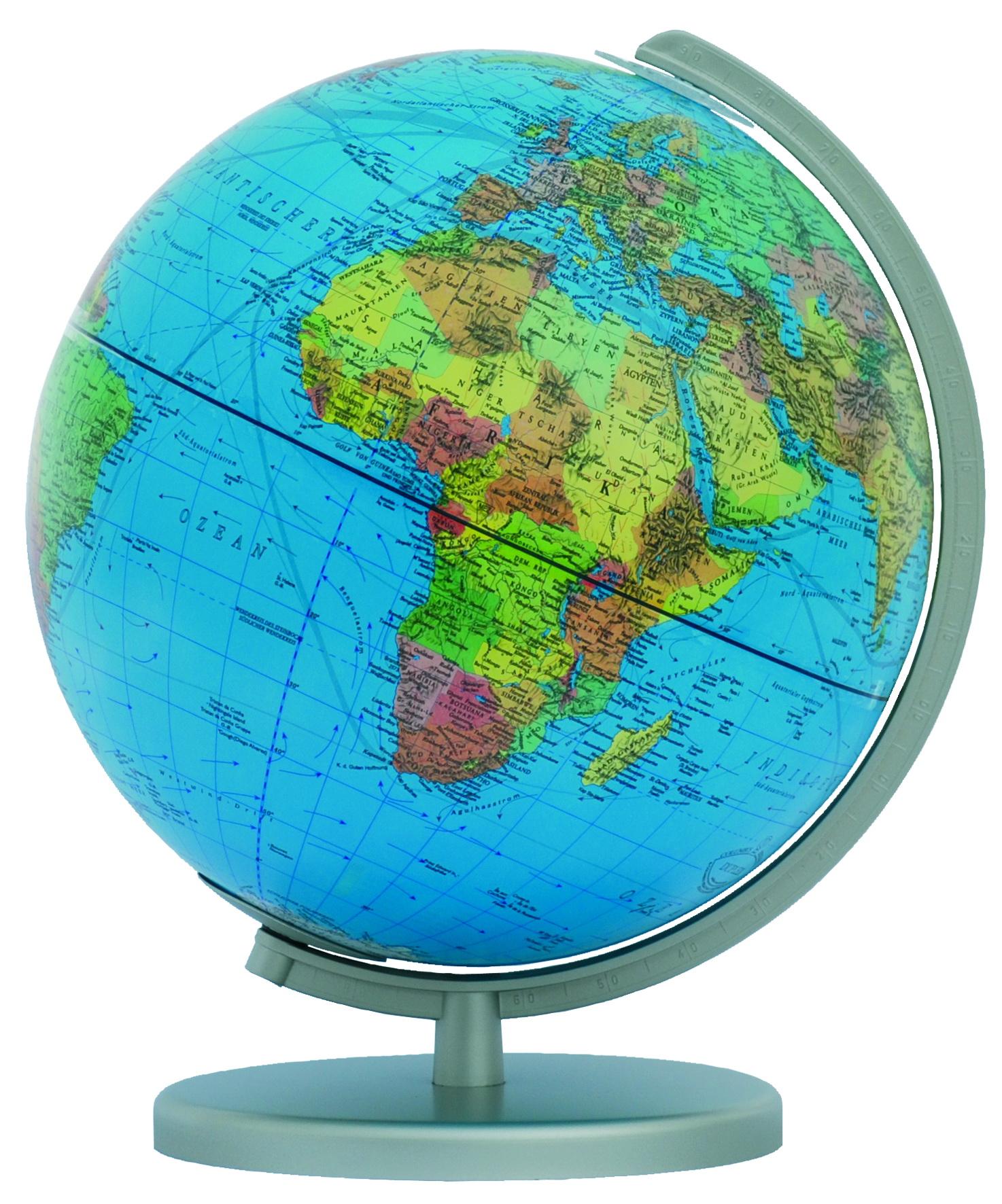 globus og kart Columbus globus   Imperial Illuminated Globe 26 cm   Nautisk Fritid globus og kart